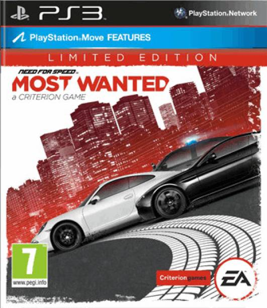 Need For Speed: Most Wanted - 2012 (Limited Edition)