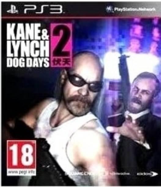 Kane & Lynch 2 : Dog Days