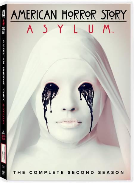 American Horror Story: The Complete - Asylum (4-Disc Box Set)Season 2