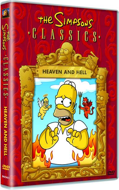 The Simpsons Heaven And Hell, Complete