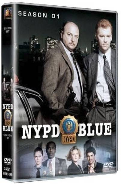 NYPD Blue: The Complete (6-Disc Box Set)Season 1