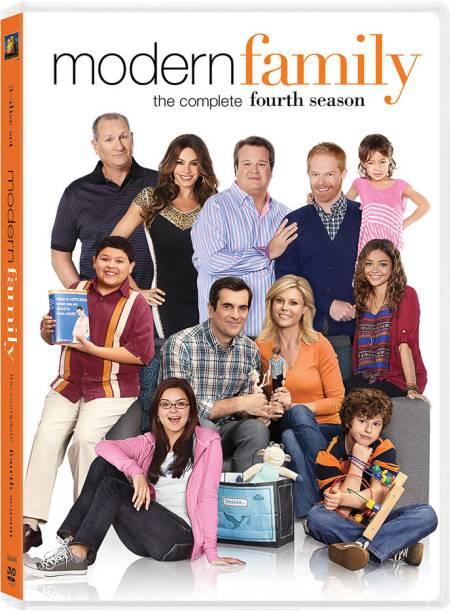 Modern Family: The Complete Season 4