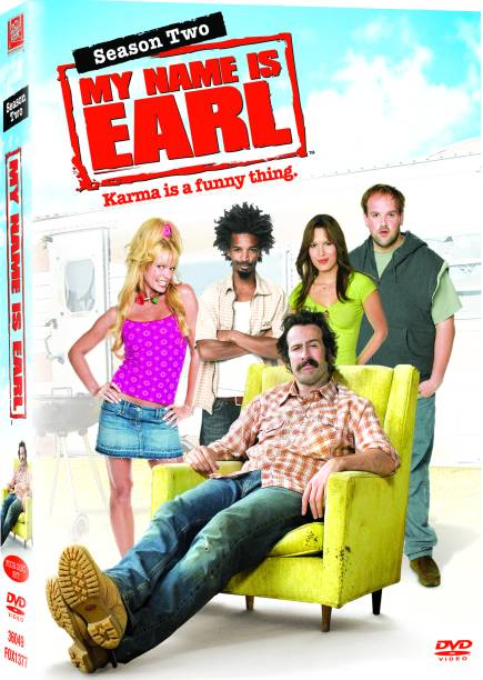 My Name is Earl: The Complete (4-Disc Box Set)Season 2