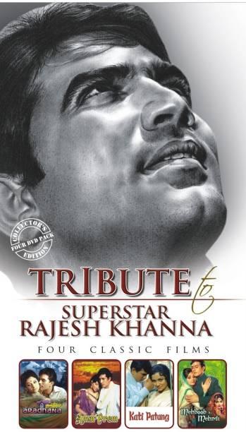 Tribute To Superstar : Rajesh Khanna