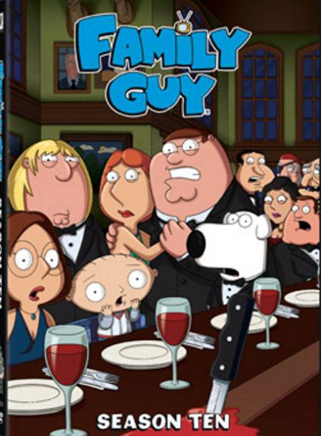 Family Guy: The Complete Season 10