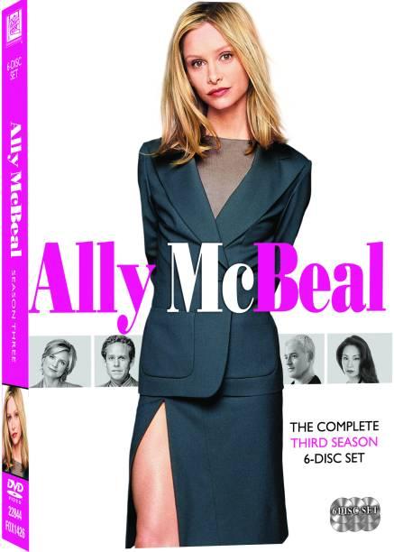 Ally McBeal: The Complete(6-Disc Box Set) Season 3