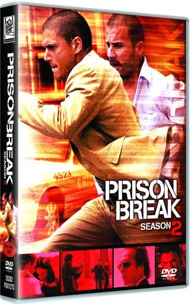 Prison Break: The Complete (6-Disc Box Set) Season 2