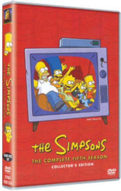 The Simpsons: The Complete (4-Disc Box Set)Season 5