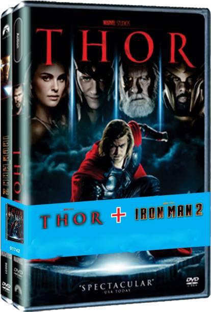 Thor + Iron Man 2