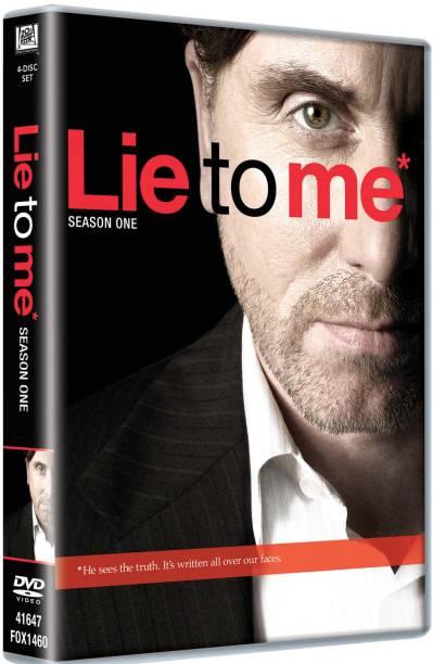 Lie to Me: The Complete (4-Disc Box Set) Season 1