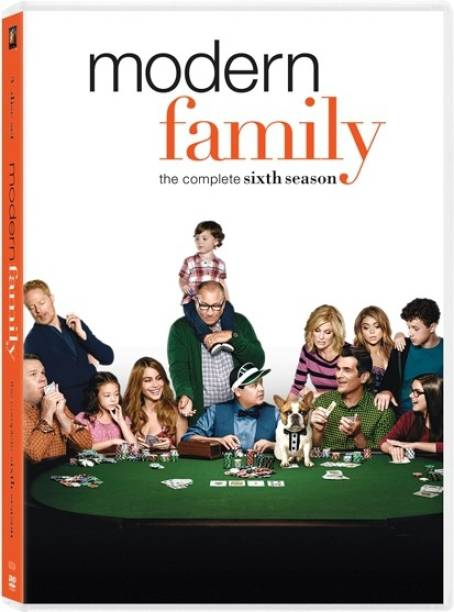 Modern Family: The Complete 6 (The Complete Sixth Season)