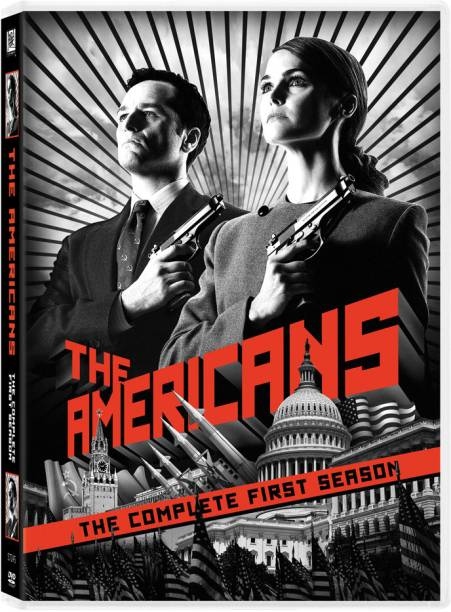 The Americans: The Complete (4-Disc Box Set)Season 1
