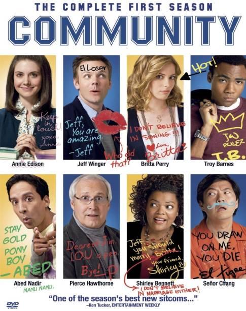 Community Season - 1 1