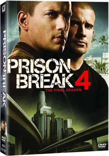 Prison Break: The Complete 4