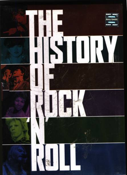 The History Of Rock N Roll Complete