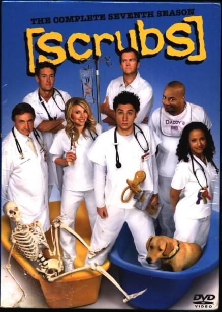 Scrubs Season - 7 7