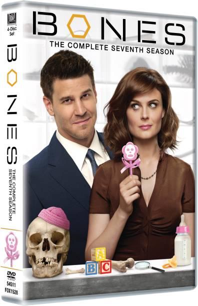 Bones: The Complete (4-Disc Box Set)Season 7