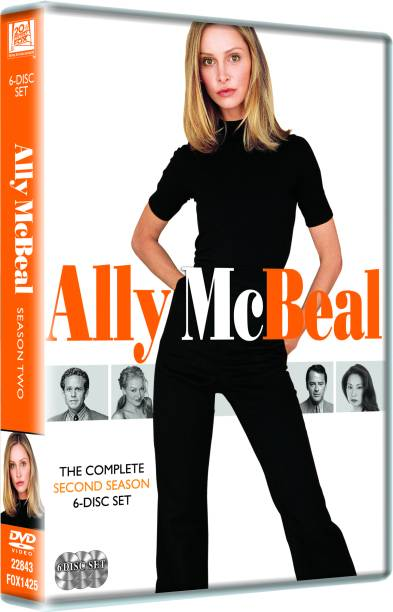 Ally McBeal: The Complete (6-Disc Box Set)Season 2