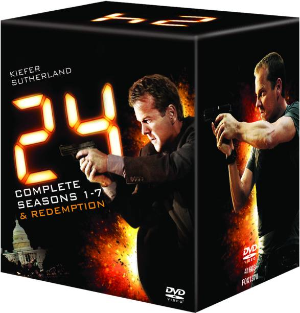 24 - The Complete Series Boxset 1 to 7