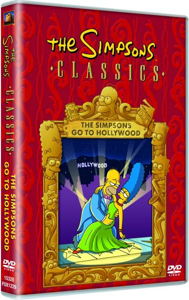 The Simpsons Classics The Simpsons Go To Hollywood, Complete