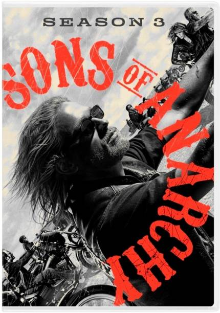 Sons of Anarchy: The Complete (4-Disc Box Set)Season 3