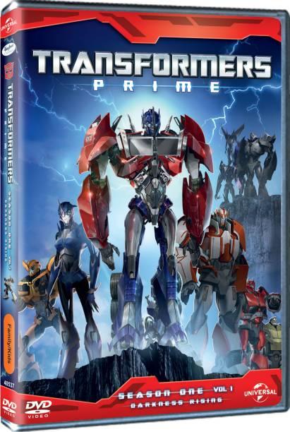 Transformers - Prime (1 - 5) : Vol 1 41760