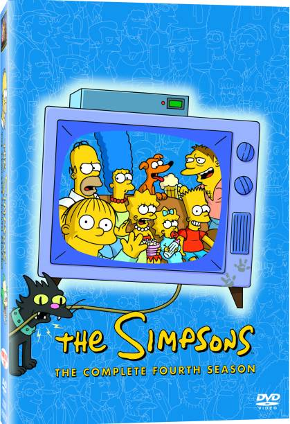 The Simpsons: The Complete(4-Disc Box Set) Season 4