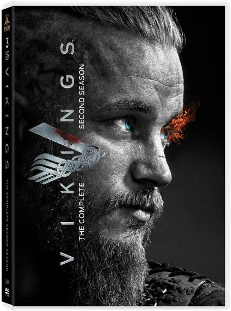 Vikings: The Complete (3-Disc Box Set) 2 (The Complete Second Season)