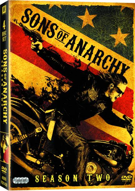 Sons of Anarchy: The Complete Season 2