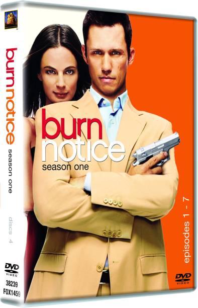 Burn Notice: The Complete (4-Disc Box Set)Season 1