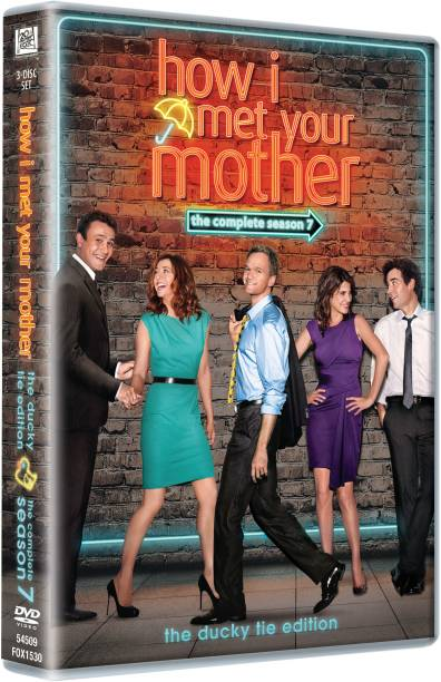How I Met Your Mother: The Complete - The Ducky Tie Edition 7
