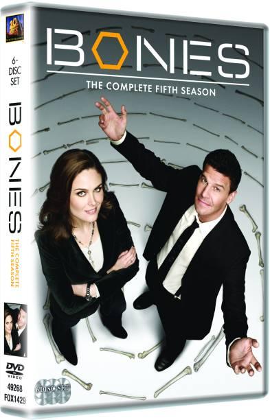 Bones: The Complete (6-Disc Box Set)Season 5