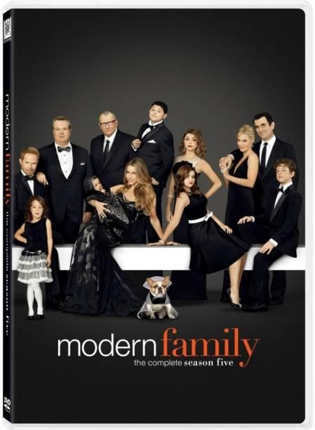 Modern Family: The Complete (3-Disc Box Set)Season 5