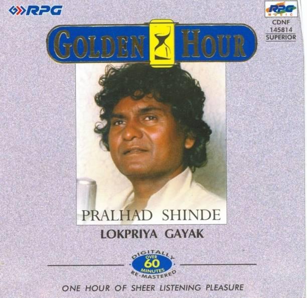 The Golden Hour - Prahlad Shinde Audio CD Standard Edition