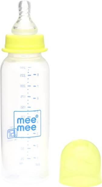 MeeMee Premium Baby Feeding Bottle_Green-250 ml - 250 ml