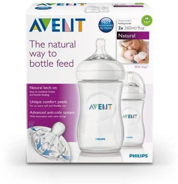 Philips Avent Natural 260ml twin pack - 260 ml