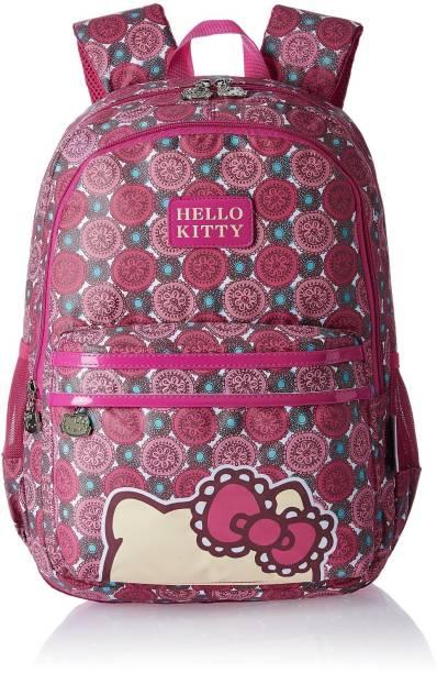 Hello Kitty Mbe Hkp046 Waterproof School Bag