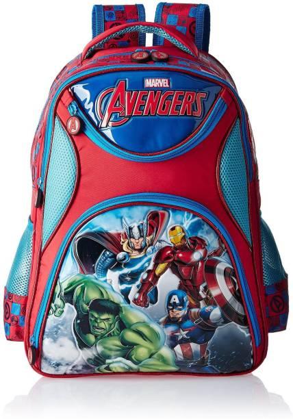 Avengers Ss Waterproof School Bag