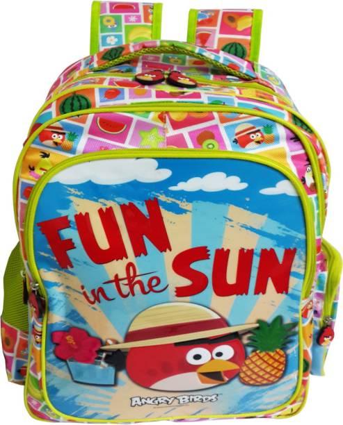 Rovio Angry BirdFun in the Sun (Primary 1st-4th Std) School Bag