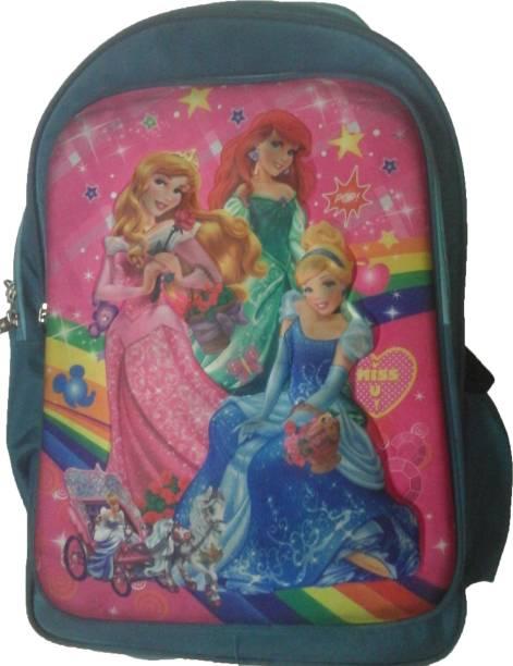 263e9d36f China Disney Princes Embossed School Bag 19