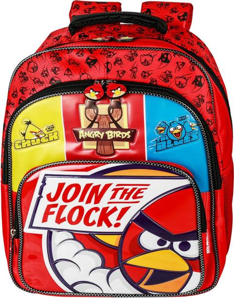 Rovio Angry BirdJoin the Flock (Primary 1st-4th Std) School Bag