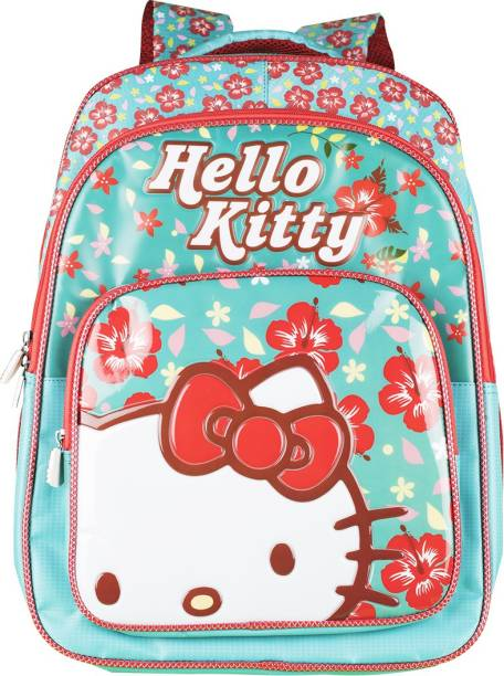 5943bad011bb Hello Kitty School Bags - Buy Hello Kitty School Bags Online at Best ...