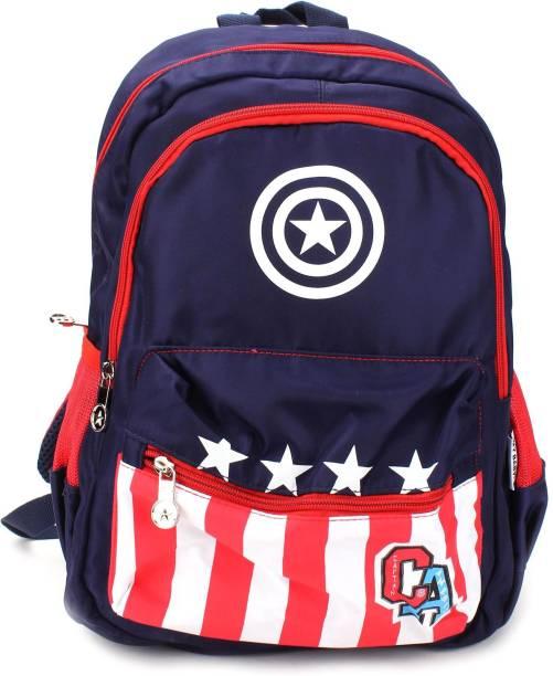 a422256b0b61 Captain America School Bags - Buy Captain America School Bags Online ...