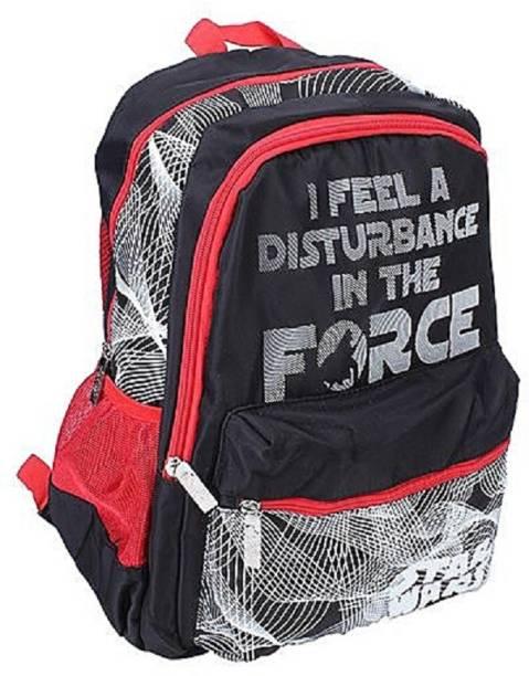 4eb8d9410c44 Star Wars Star Wars School Force Print School Bag - 19 Inch School Bag