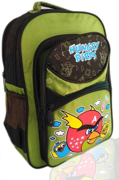 821edc68447d Angry Birds School Bags - Buy Angry Birds School Bags Online at Best ...