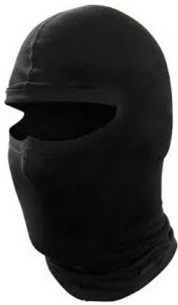 SHIONG Black Bike Face Mask for Boys