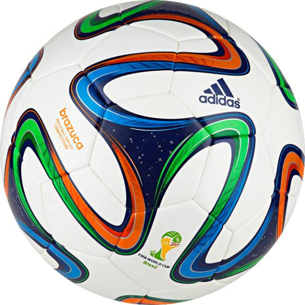 ADIDAS Brazuca Comp Football - Size: 5