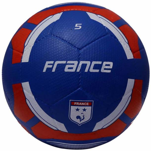 VECTOR X France Rubber moulded Football - Size: 5