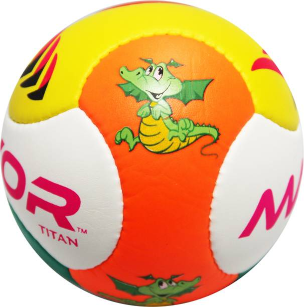 Mayor Titan Mini Ball Football   Size: 1