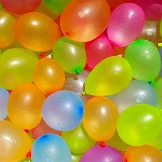 SR Gifts Solid Holi Water balloons Balloon